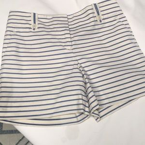 The Limited nautical shorts